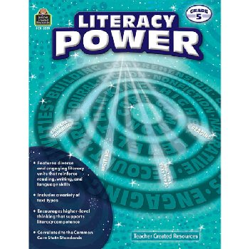 Literacy Power Grade 5