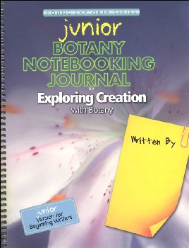 Botany Junior Notebooking Journal