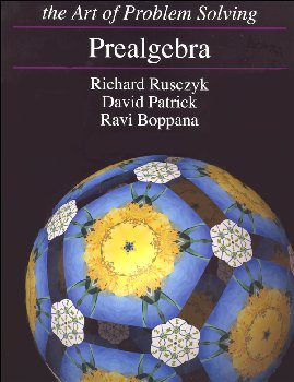 Art of Problem Solving Prealgebra Text