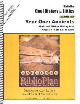 BP Ancient Cool History for Littles