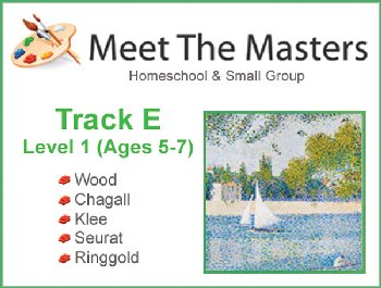Meet the Masters @ Home Track E Ages 5-7
