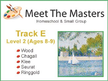 Meet the Masters @ Home Track E Ages 8-9