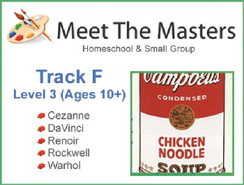Meet the Masters @ Home Track F Ages 10-AD