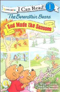 Berenstain Bears God Made the Seasons (I Can Read! Beginning 1)
