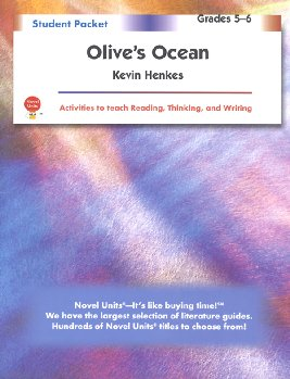 Olive's Ocean Student Pack