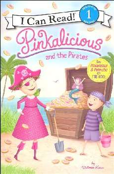 Pinkalicious and the Pirates (I Can Read! Beginning 1)