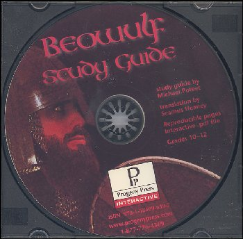 Beowulf Study Guide on CD