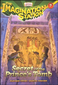 Secret of the Prince's Tomb - Book 7