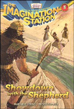 Showdown With the Shepherd - Book 5