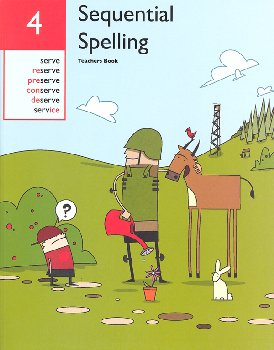 Sequential Spelling Level 4 Teacher Revised