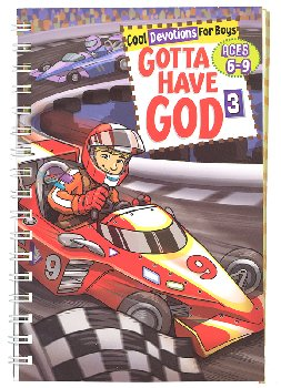 Gotta Have God 3: Cool Devotions for Boys Ages 6-9