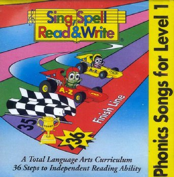 Sing, Spell, Read & Write Level 1 Audio CD (2nd Edition)
