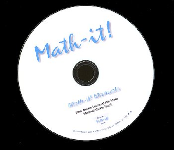 Math-It Guide Book on CD-ROM