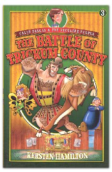 Battle of Trickum County - Book 3