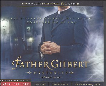 Father Gilbert Mysteries Boxed CD Collection (10 CDs)