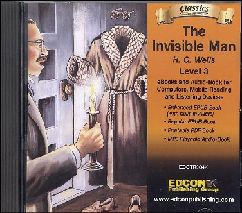 Invisible Man CD-ROM (Bring the Classics to Life)