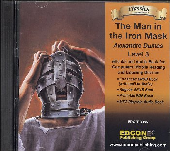 Man in the Iron Mask CD-ROM (Bring the Classics to Life)
