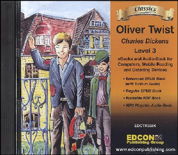 Oliver Twist CD-ROM (Bring the Classics to Life)
