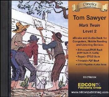 Tom Sawyer CD-ROM (Bring the Classics to Life)