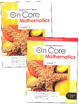 On Core Mathematics Bundle Grade 5