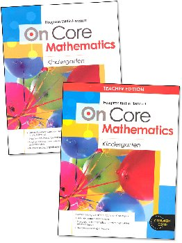 On Core Mathematics Bundle Grade K