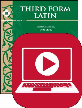 Third Form Latin DVD