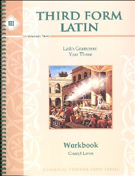 Third Form Latin Student Workbook