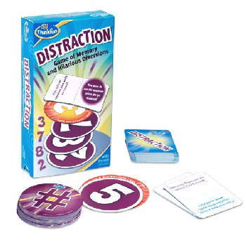 Distraction: Game of Memory and Diversion