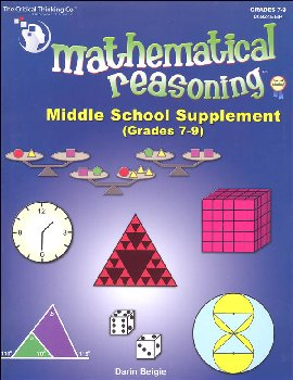 Mathematical Reasoning Middle School Supplement - Grades 7-9