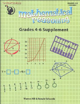 Mathematical Reasoning Supplement - Grades 4-6