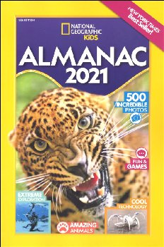 National Geographic Kids Almanac 2020