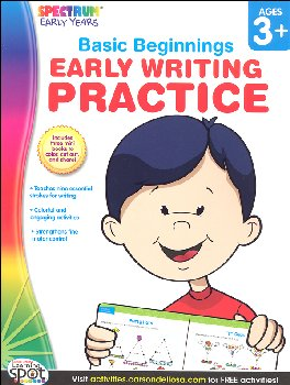 Basic Beginnings Early Writing Practice