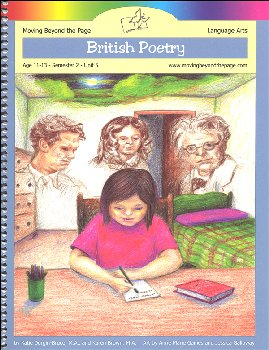 British Poetry Student Directed Literature Unit