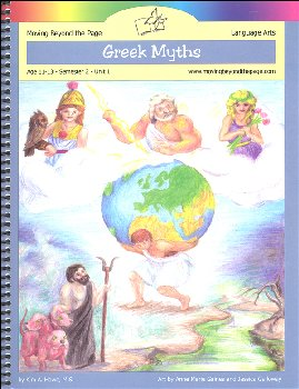 Greek Myths Student Directed Literature Unit