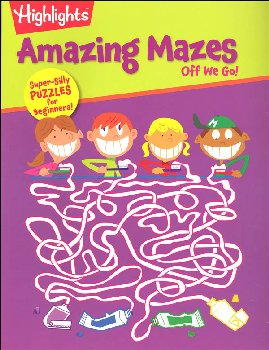 PuzzleMania Amazing Mazes - Off We Go!