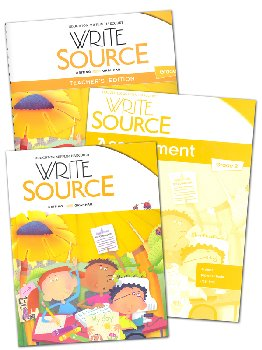 Write Source (2012 Edition) Grade 2 Set