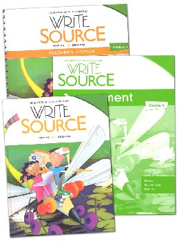 Write Source (2012 Edition) Grade 4 Set