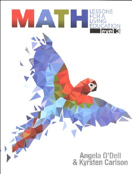 Math Lessons for a Living Education: Level 3 with Answer Key
