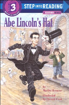 Abe Lincoln's Hat (Step into Reading 3)