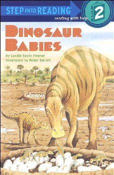 Dinosaur Babies (Step into Reading 2)