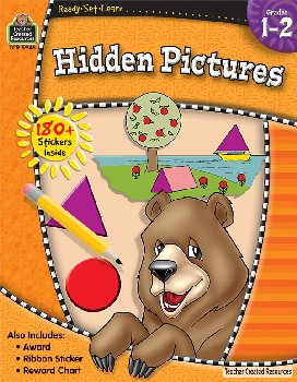Hidden Pictures (Ready, Set, Learn)