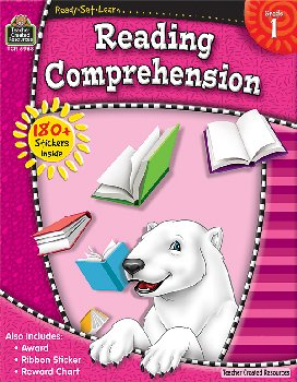 Reading Comprehension Gr.1(Ready, Set, Learn)
