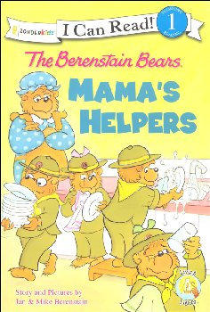 Berenstain Bears: Mama's Helpers (I Can Read! Level 1)