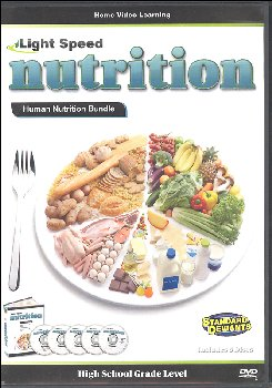 Light Speed Nutrition - Human Nutrition Bundle DVD