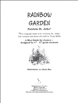 Rainbow Garden Mini-Guide