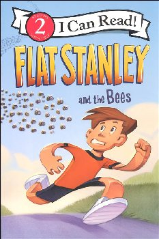 Flat Stanley and the Bees (I Can Read! Level 2)
