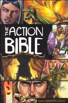 Action Bible - God's Redemptive Story