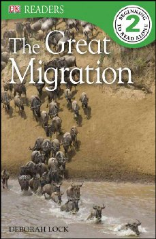 Great Migration (DK Reader Level 2)