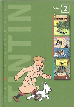 Adventures of Tintin: Volume 2