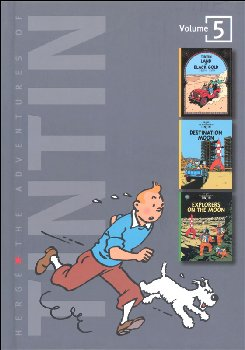 Adventures of Tintin: Volume 5
